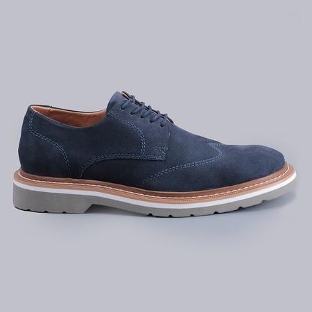Sapato Casual Masculino Nevano Jim - Marinho - NEVANO