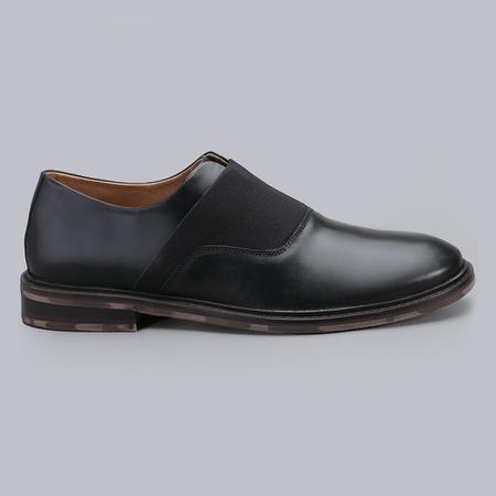 Sapato Casual Masculino Nevano Joe - Preto - NEVANO