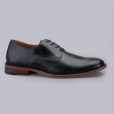 Sapato Social Nevano Russel - Preto - NEVANO
