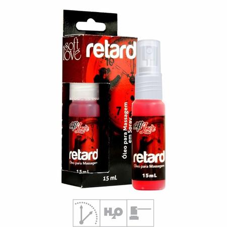 Retardante Retard Jatos 15ml (13581) - Padrão