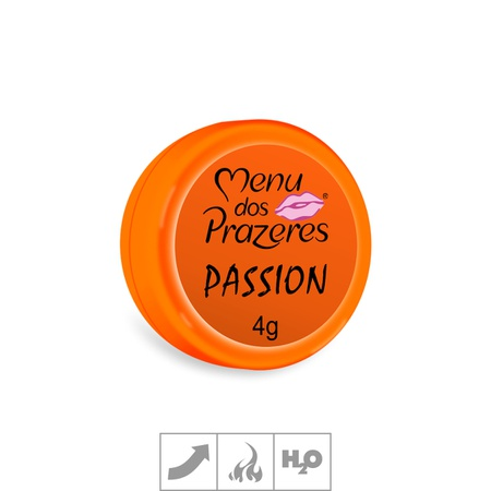Excitante Unissex Passion Pomada 4g (17402) - Padrão
