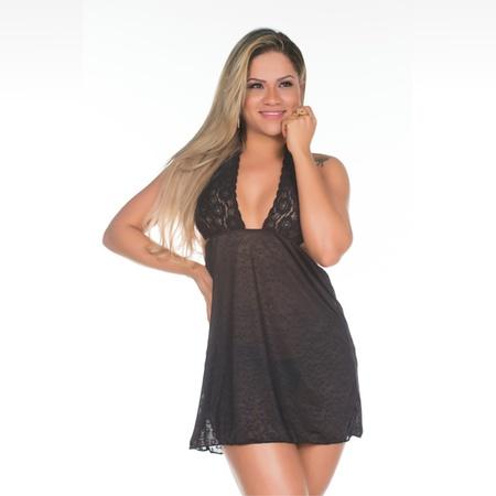 *Camisola Atrevida (PS8049) - Preto