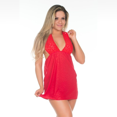 *Camisola Atrevida (PS8049) - Vermelho