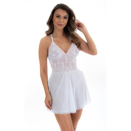 *Camisola Secret (PS8117) - Branco