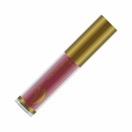 Batom Líquido Matte Chillies (ST375) - Vermelho