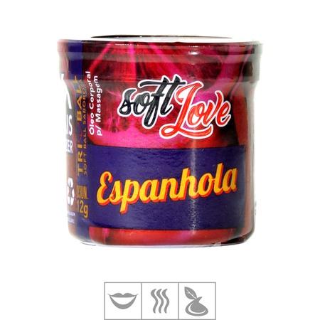 Bolinha Beijável Tri Ball 3un (ST422) - Espanhola