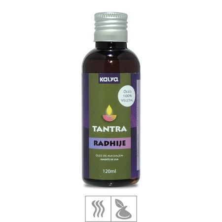Óleo Para Massagem Tantra 120ml - (ST450) - Radhije