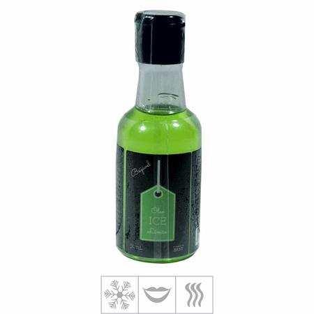*Gel Comestível Lips Ice 50ml (ST461) - Limão