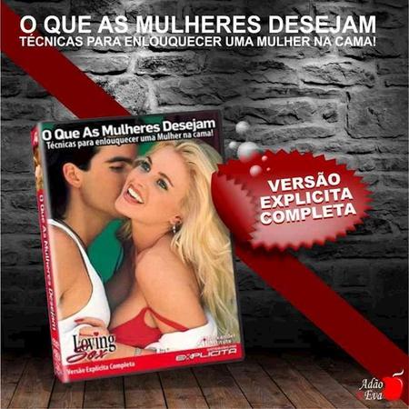 DVD O Que As Mulheres Desejam (LOV02-ST282) - Padrão