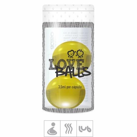 Bolinha Aromatizada Love Balls 2un (ST103) - Ck Be