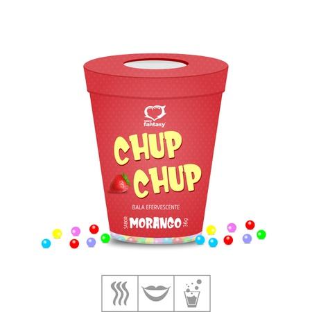 Bala Efervescente Chup Chup 36g (ST589) - Morango