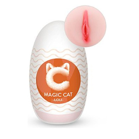 Masturbador MagicCat (6440 - ST623) - Loli