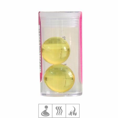 Bolinhas Explosivas Perfumadas Buriti La Pimienta 2un (L060-ST643) - Amarelo