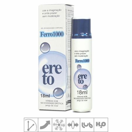 Excitante Masculino Ferro 1000 Ereto 18ml (SL052) - Padrão