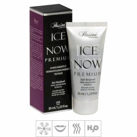 Gel Comestível Ice Now Premium 35ml (ST493) - Uva