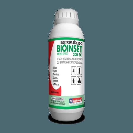 Bioinset 200 SC 1L - Insetimax - AGROCAC