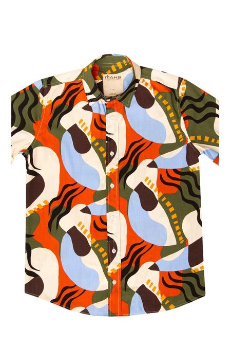 Camisa Geométrica Oslo