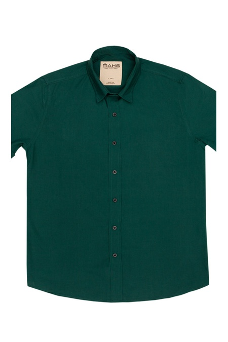Camisa Visco Confort Verde