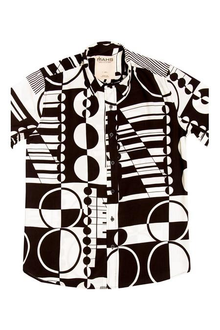 Camisa Geométrica Exeter