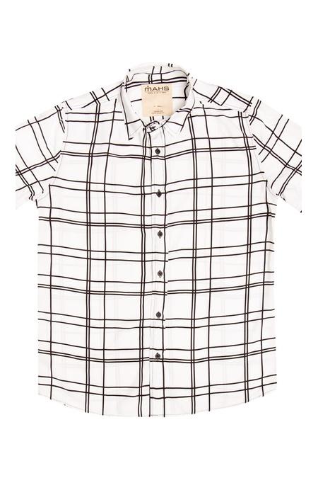 Camisa Geométrica Versales