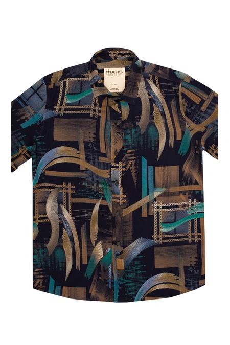 Camisa Estampada Bangor