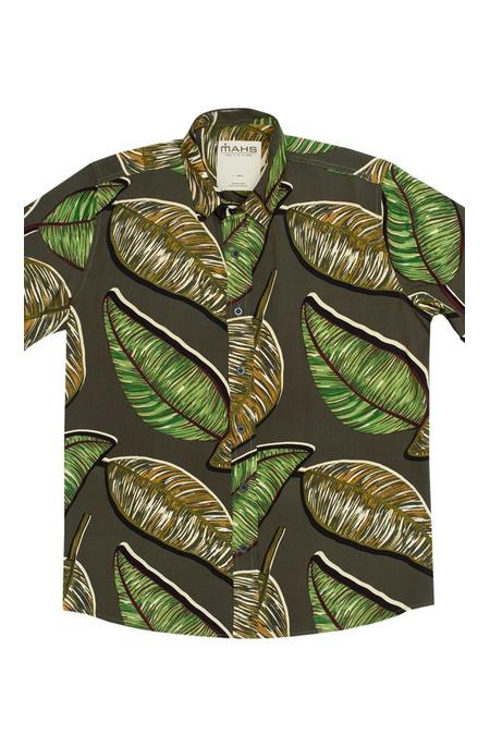 Camisa Floral Alcântara