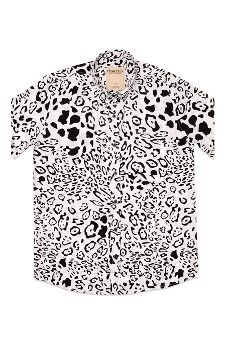 Camisa Estampada Kruguer