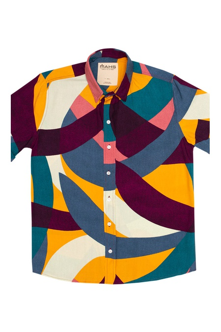 Camisa Geométrica Viena