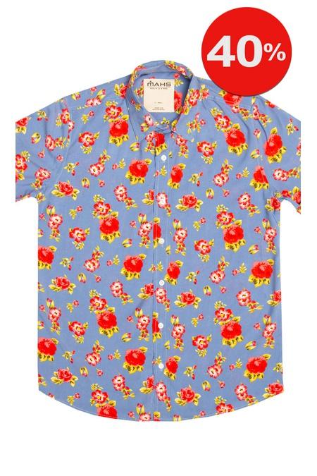 Camisa Floral Saints