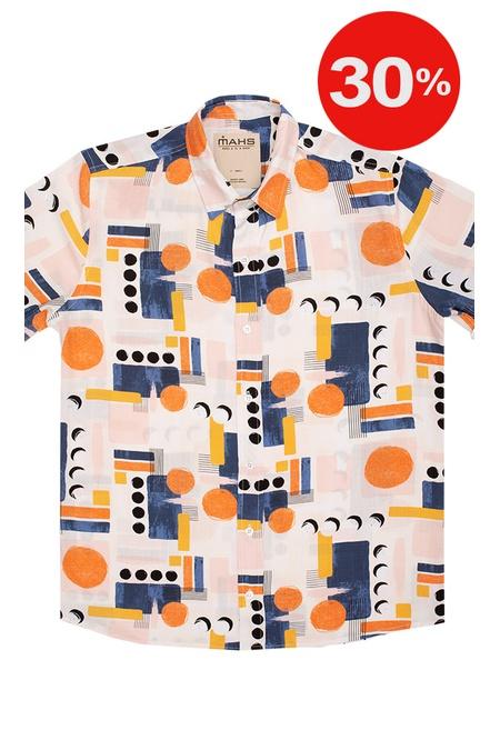 Camisa Geométrica Enseada