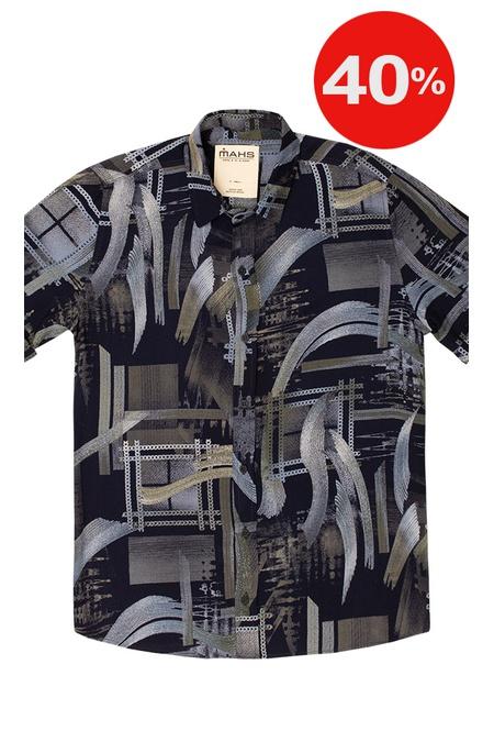 Camisa Estampada Londres
