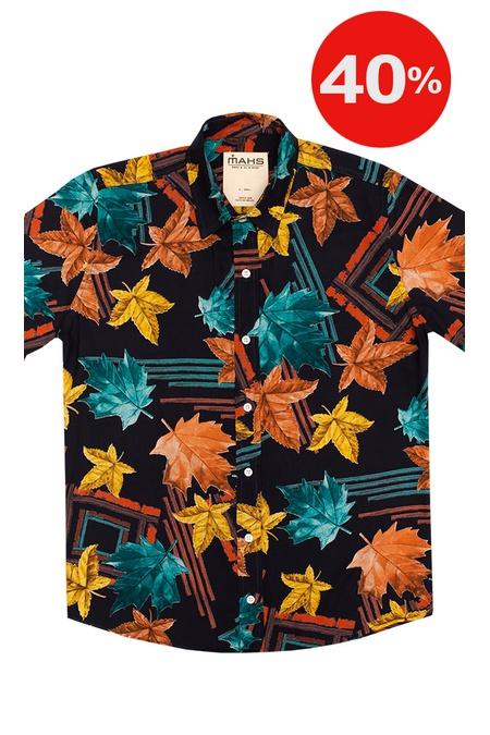 Camisa Floral Winnipeg