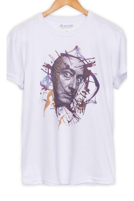 Camiseta Estampada Dali