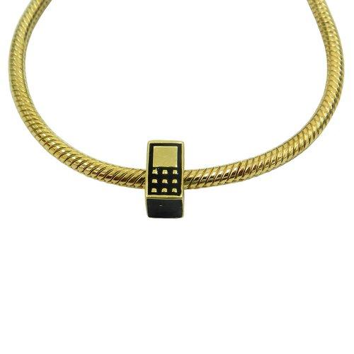 Pingente Pandora em ouro 18k Celular