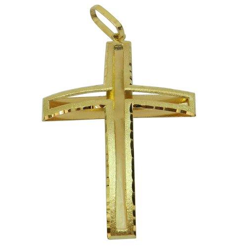 Crucifixo em Ouro 18k 0,750