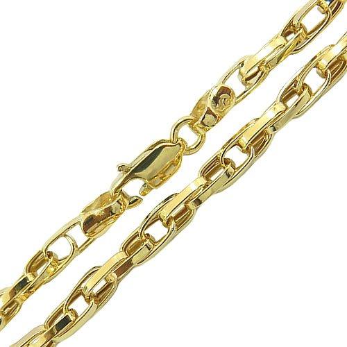 Corrente Cordão de Ouro Masculino 70cm