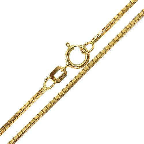 Corrente Veneziana Masculina em Ouro 60cm 8,5g