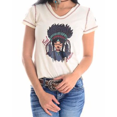 T-SHIRT BEAUTY FOAL WESTERN