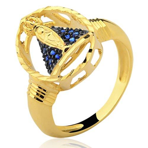 Anel de Ouro 18k/750 AN100