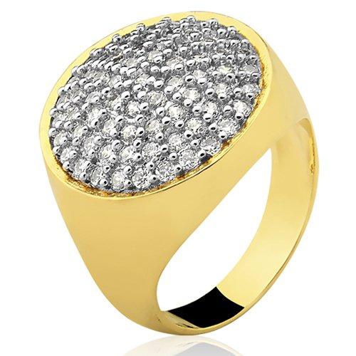 Anel de Ouro 18k/750 AN103