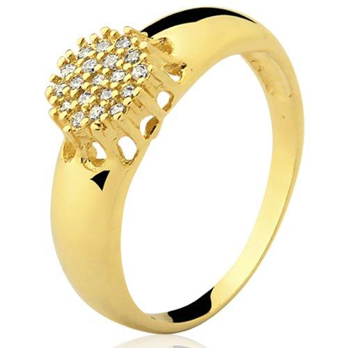 Anel de Ouro 18k/750 AN92