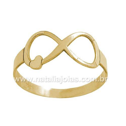 Anel de Ouro 18k/750 AN82