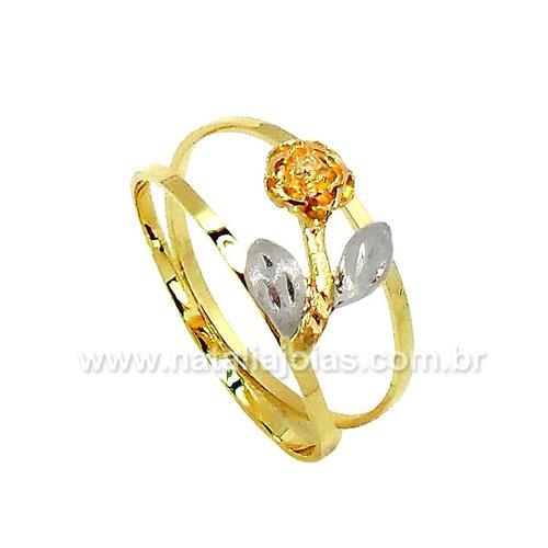 Anel de Ouro 18k/750 AN74