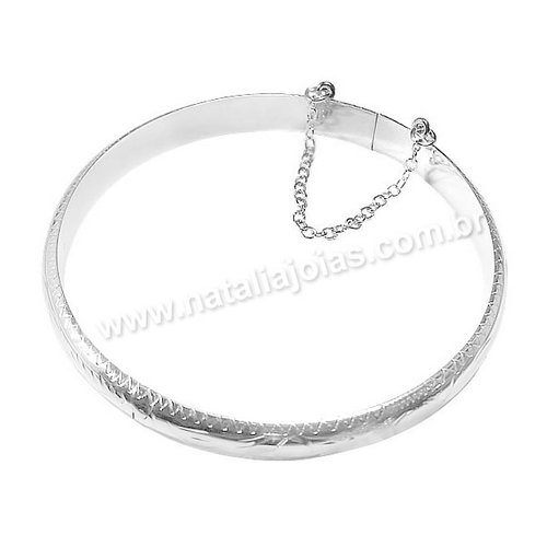 Bracelete de Prata 925 BC02