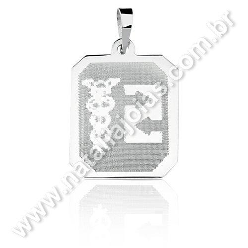 Pingente de Formatura em Prata 925 PG118