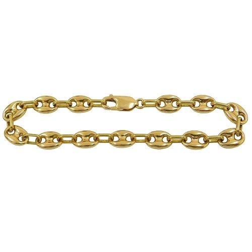 Pulseira Modelo Gucci em Ouro Maciço 10g