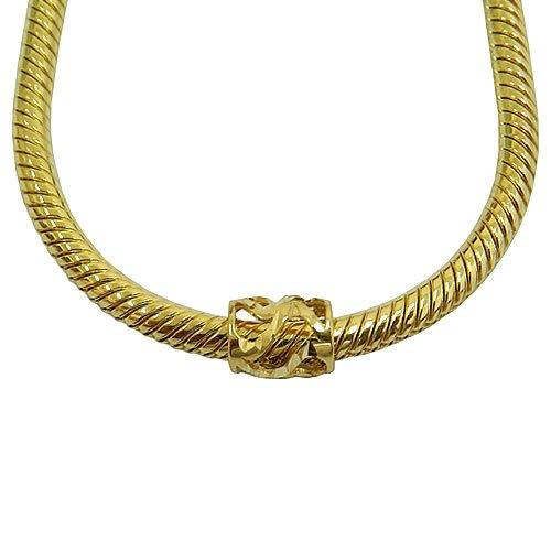 Separador de pingente em Ouro 18k diamantado