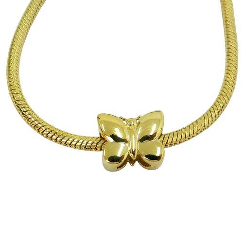 Berloque em Ouro 18k Borboleta Grande