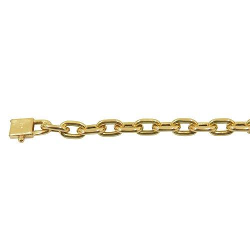 Pulseira em ouro Masculina Cartier ôca