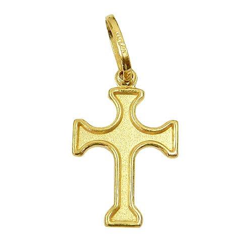 Cruz em Ouro 18K Fosca